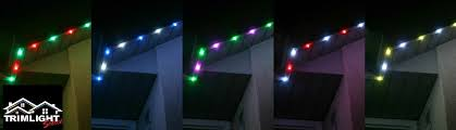 permanent led christmas lights about trimlight permanent christmas lights for homes and businesses