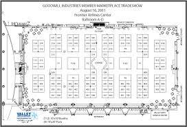 Event Floor Plan Designer Tradeshow Floor Plan Layout Pinterest