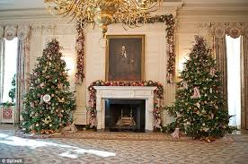 white house splurges on holiday decorations by adding nearly 50