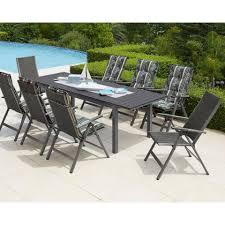Wohnzimmer Tisch Xxl Gartentisch Las Vegas Xxl 90x220 260 Schwarz Dänisches