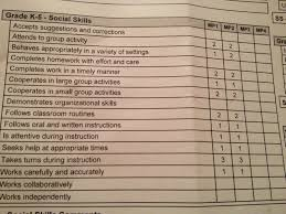 kindergarten progress report template why the f are they still sending us report cards autism daddy