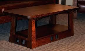 Mission Sleeper Sofa Mission Style Coffee Table Craftsman Style Sofa And Mission Style