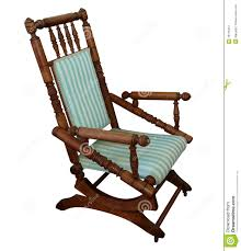 Old Rocking Chair Antique Rocking Chair Stock Image Image 18775451
