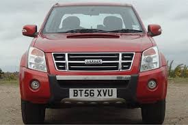 isuzu dmax 2006 isuzu d max rodeo 2008 road test road tests honest john
