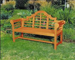 Garden Wooden Bench Diy by Outdoor Wooden Bench Treenovation