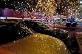fort collins christmas lights john b crane photographer kodak ektar sles christmas
