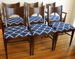 How To Reupholster Dining Chair How To Reupholster Dining Room Chairs White Ceramic Tile Floor