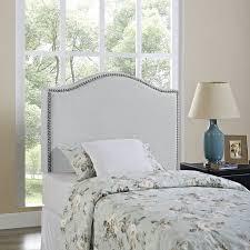 charlton home upholstered panel headboard u0026 reviews wayfair