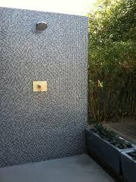 Outdoor Pool Showers - outdoor pool shower studio city