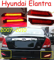 2010 hyundai elantra tail light assembly car styling elantra breaking light 2007 2010 led free ship 2pcs