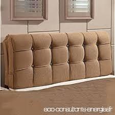 housse de canapé grande taille guowei coussin de chevet canapé lit grand coussin triangulaire