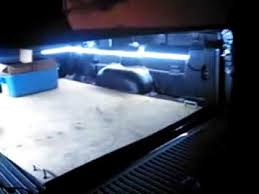 Truck Bed Lighting Toyota Tundra Truck Led Bed Lights Youtube