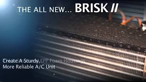 the new dometic brisk ii rooftop air conditioner for rvs youtube