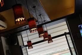zanimljivi lusteri u jednom kaficu u beogradu interesting lamps