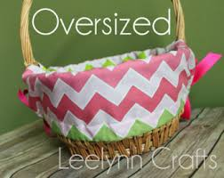 personalized easter basket liners personalized easter basket liner blue and green stripe
