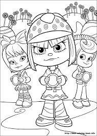 ralph coloring picture