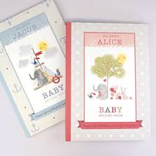 baby record book milly flynn baby book signature gifts