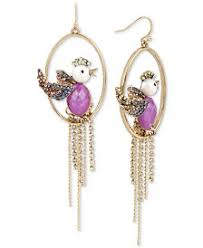 purple earrings purple earrings shop purple earrings macy s