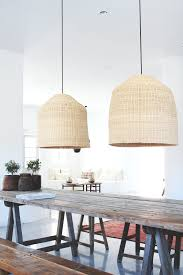 Wicker Pendant Light Gorgeous Wicker Pendant Light Rattan Pendant Lights Perpetually