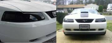 2002 ford mustang headlights 1999 2004 mustang lights mrbodykit com the most diverse