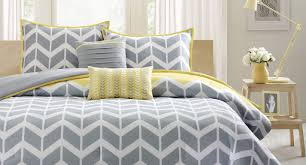 bedding set frightening grey star bedding and curtains
