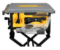 Ryobi 10 Inch Portable Table Saw Dewalt Dwe7480xa 10 Inch Compact Job Site Table Saw Review