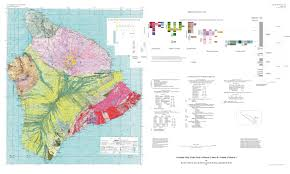 Frost Line Map Wildly Colorful Geologic Maps Of National Parks And How To Read