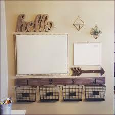 kitchen room galvanized whiteboard calendar calendar wall board