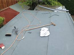 roofers edinburgh flat roof garage roofs km roofing