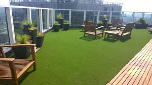 Patio Artificial Grass Artificial Grass For Rooftops Decks And Patios Modern
