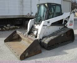 2003 bobcat t250 skid steer item d2272 sold february 26