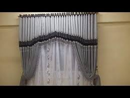 How To Make Curtain Swags How To Make Swags And Tails Curtains Triangle Swags Part 1 Youtube