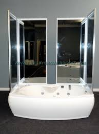 l90s07ws steam shower with whirlpool tub and bluetooth audio