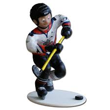 Hockey Cake Decorations Birthday Cake Toppers Handmade To Order And Personalised To Your
