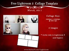 march 2011 u2013 free lightroom 3 collage template lightroom templates