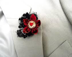wedding flowers buttonholes custom wedding buttonholes fabric kusudama madame b s boutique