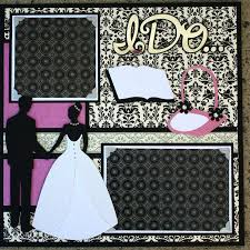 wedding scrapbook ideas scrapbook wedding ideas citygates co