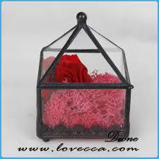 wedding wishes box tin stained glass jewelry box wedding wishes box wedding favor