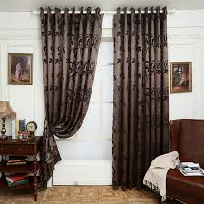 Green And Brown Curtains Brown Curtains With Design Lime Green Flowers White Turquoise