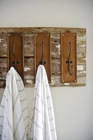 diy bathroom hooks liz marie blog