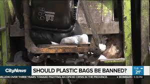 Thanksgiving In Toronto Time To Ban Plastic Bags In Toronto Or Charge A Higher Fee
