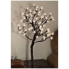 fingerhut river of goods led lighted cherry blossom tree clear