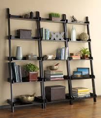 walmart wood shelves ideas contemporary wall decorating with leaning shelves design