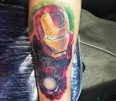 ironman tattoo by alex rattray ink photo no 14071