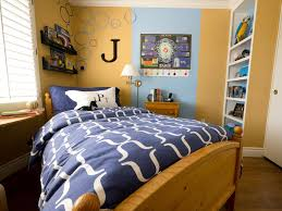 Small Boys Room With Big Storage Needs HGTV - Ideas for small bedrooms for kids