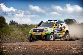 subaru dakar renault will compete in the 2016 rally dakar with a duster