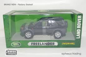 land rover 1997 ertl 7897 black land rover 1997 freelander 1 18 ebay