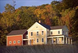 new houses being built with classic new england style the charlotte prindle house by connor homes hooked on houses