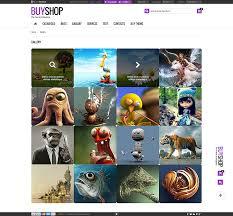 buyshop premium responsive retina html template by themetony