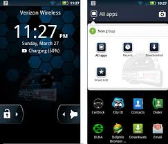 gingerbread android droid x and droid 2 get unofficial android gingerbread 2 3